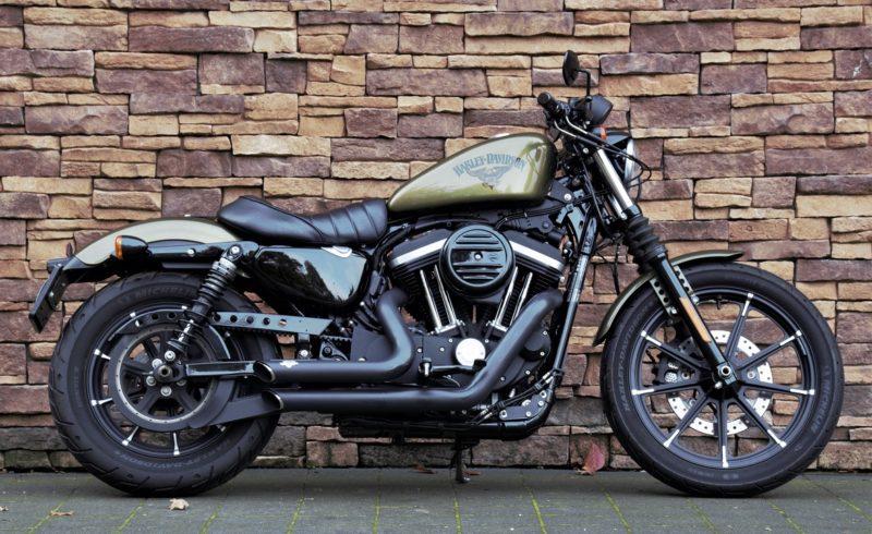 2016 Harley-Davidson XL 883 N Sportster Iron ABS