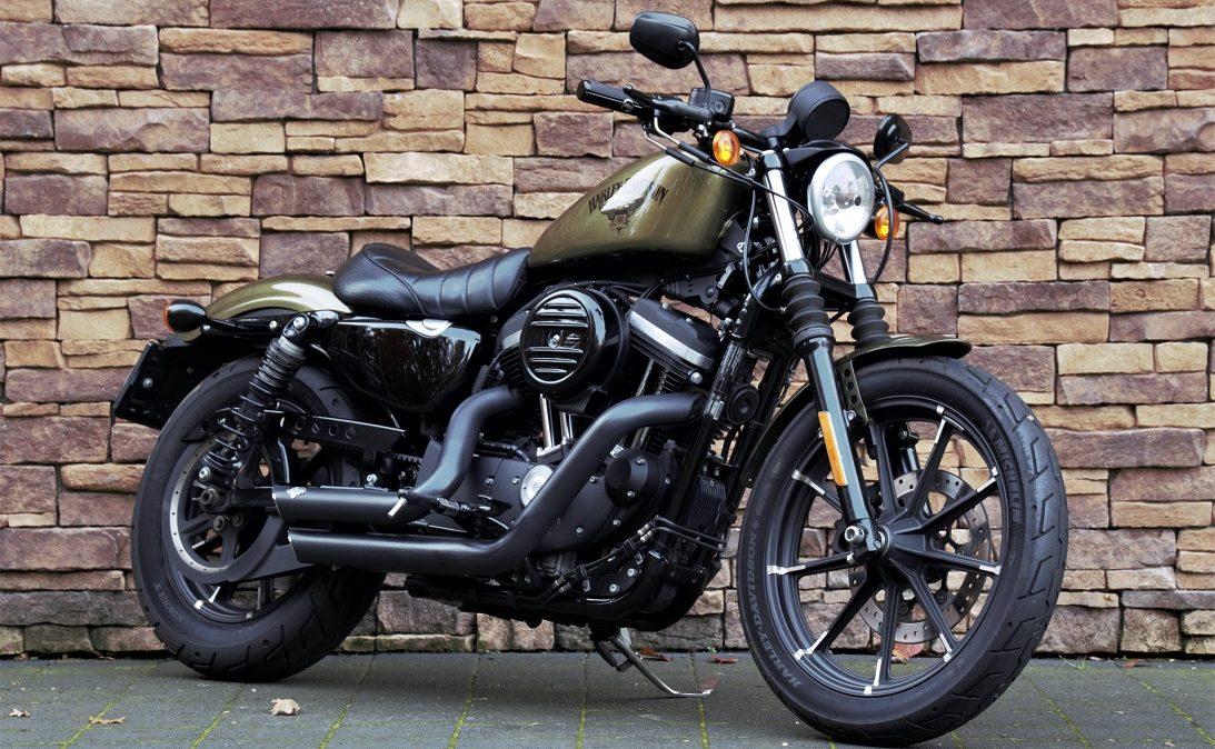 2016 Harley-Davidson XL883N Sportster Iron RV