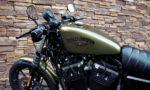 2016 Harley-Davidson XL883N Sportster Iron TZL