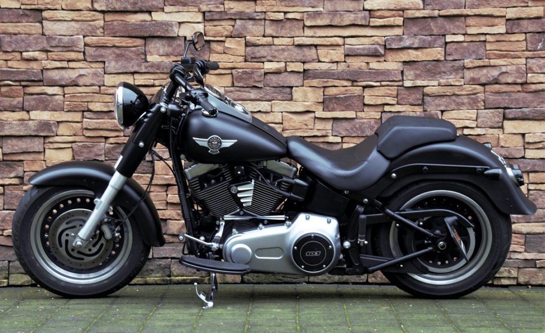 2012 Harley-Davidson FLSTFB Softail Fat Boy Special 103 L