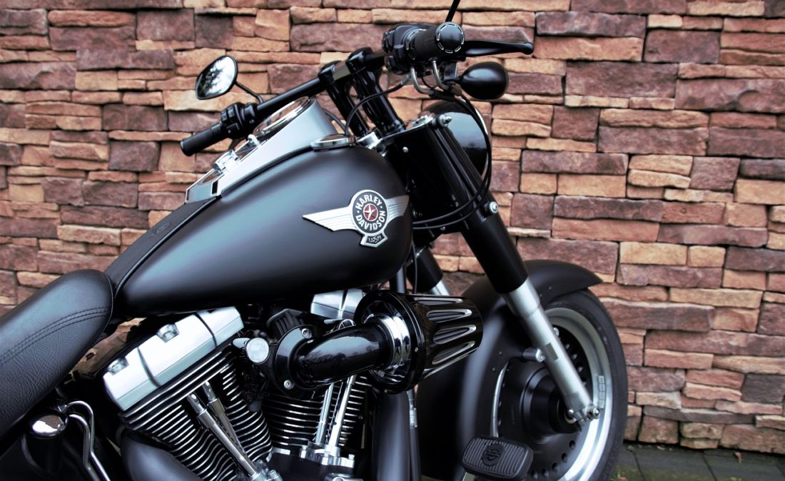 2012 Harley-Davidson FLSTFB Softail Fat Boy Special 103 TRz