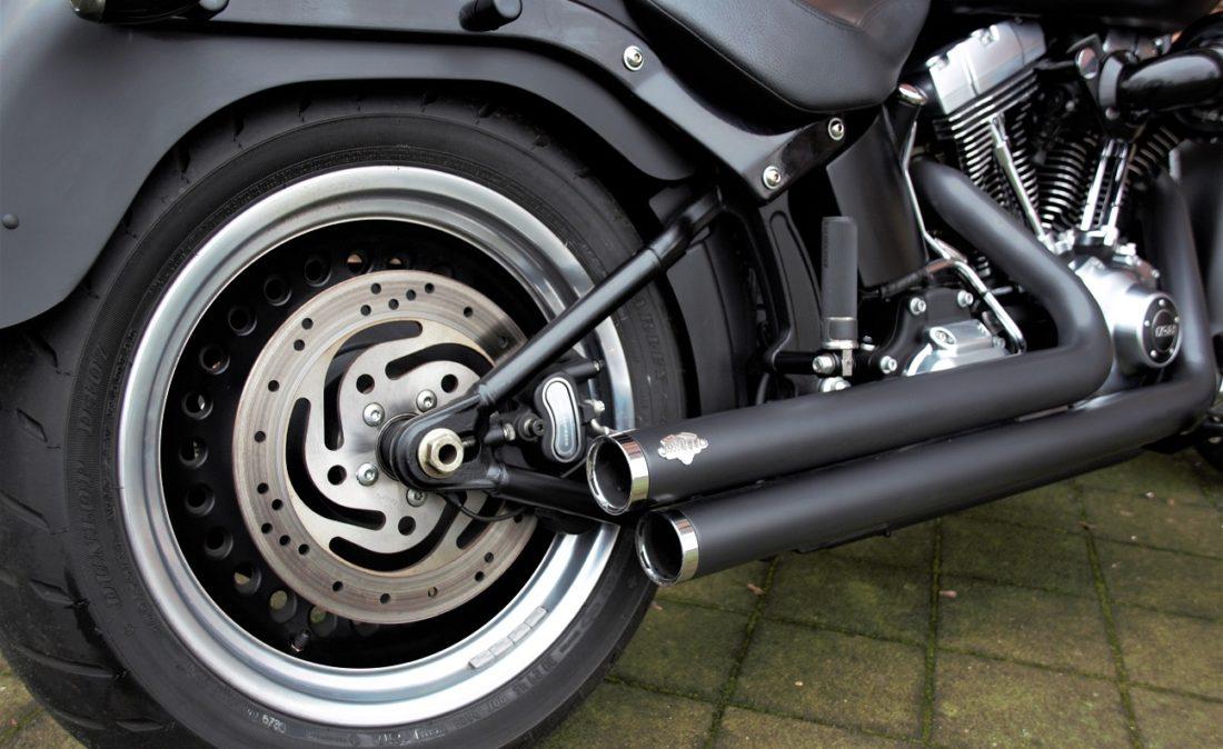 2012 Harley-Davidson FLSTFB Softail Fat Boy Special 103 VH