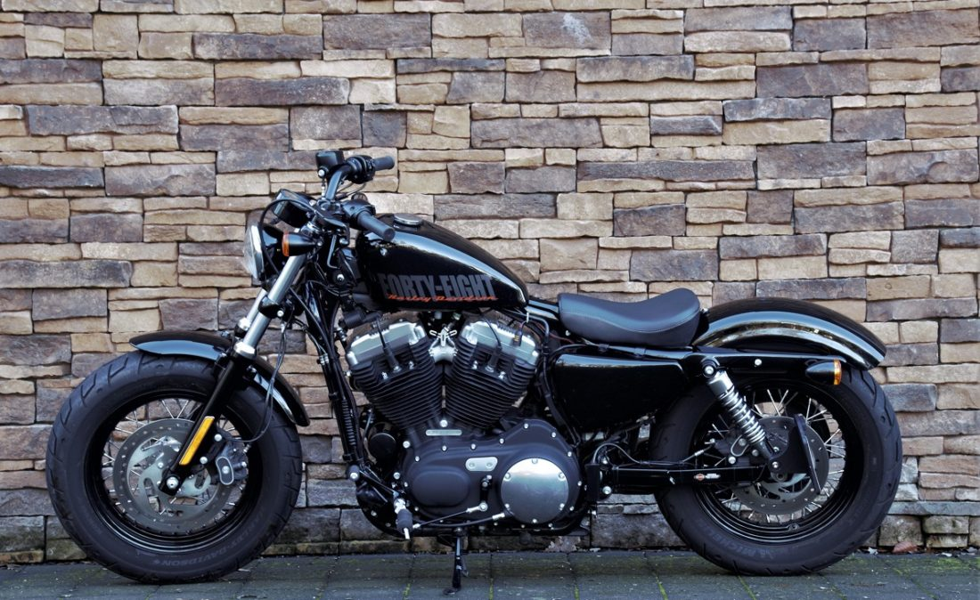 2015 Harley-Davidson XL 1200 X Sportster Forty Eight 48 XL1200X L