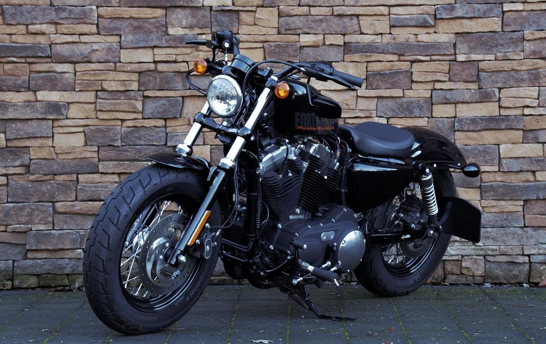 2015 Harley-Davidson XL 1200 X Sportster Forty Eight 48 XL1200X LV