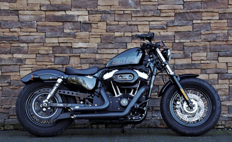 Harley-Davidson XL 1200 X Sportster Forty Eight 48 XL1200X