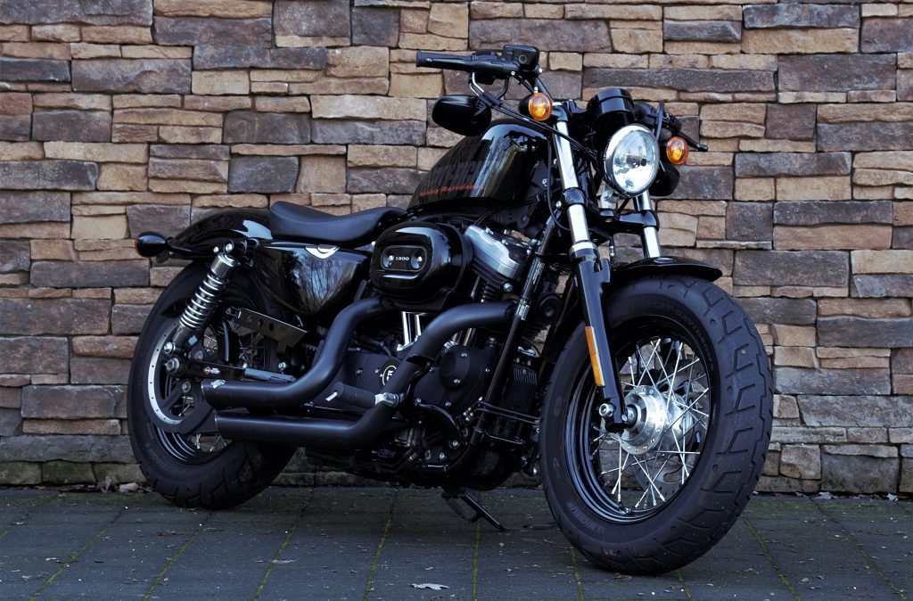 2015 Harley-Davidson XL 1200 X Sportster Forty Eight 48 XL1200X RV