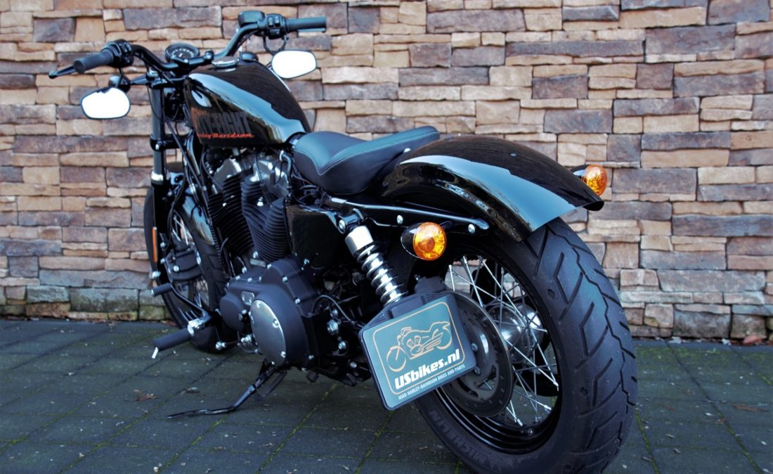 2015 Harley-Davidson XL 1200 X Sportster Forty Eight 48 XL1200X SM
