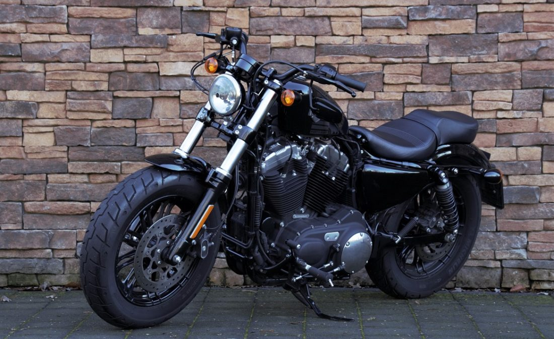 2016 Harley-Davidson XL 1200 X Forty Eight Sportster 48 XL1200X LV