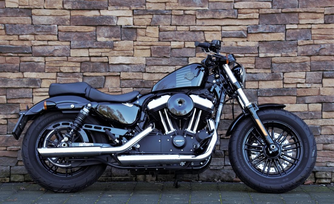 2016 Harley-Davidson XL 1200 X Forty Eight Sportster 48 XL1200X R