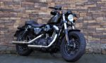 2016 Harley-Davidson XL 1200 X Forty Eight Sportster 48 XL1200X RV