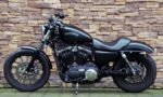 2014 Harley-Davidson XL883N Sportster Iron ABS denim black L