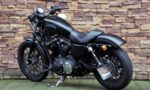 2014 Harley-Davidson XL883N Sportster Iron ABS denim black LA