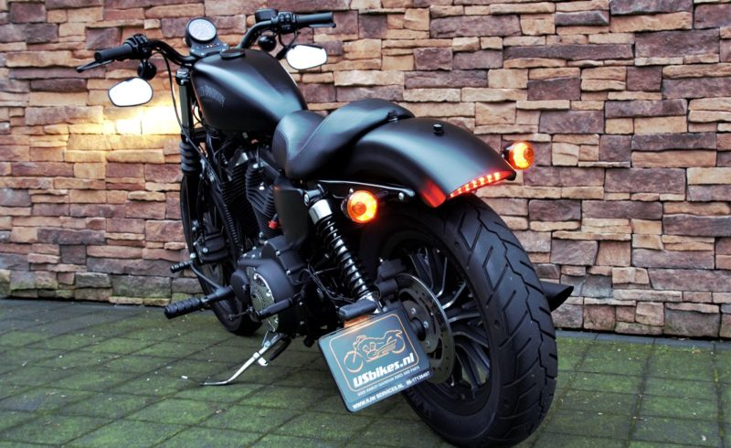 2014 Harley-Davidson XL883N Sportster Iron ABS denim black