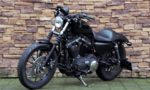 2014 Harley-Davidson XL883N Sportster Iron ABS denim black LV