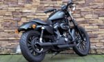 2014 Harley-Davidson XL883N Sportster Iron ABS denim black RA