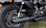 2014 Harley-Davidson XL883N Sportster Iron ABS denim black SS