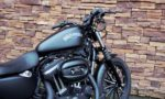 2014 Harley-Davidson XL883N Sportster Iron ABS denim black TRz