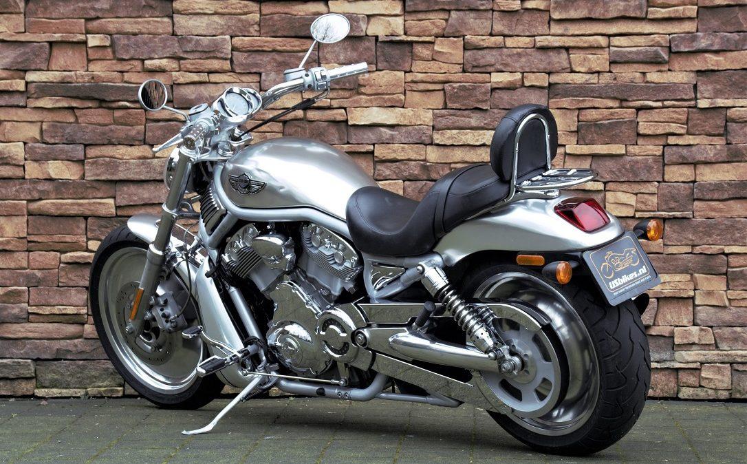 2003 Harley-Davidson VRSCA V-rod Anniversary LA