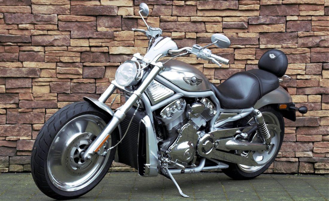 2003 Harley-Davidson VRSCA V-rod Anniversary LV