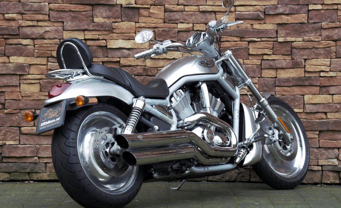2003 Harley-Davidson VRSCA V-rod Anniversary RA