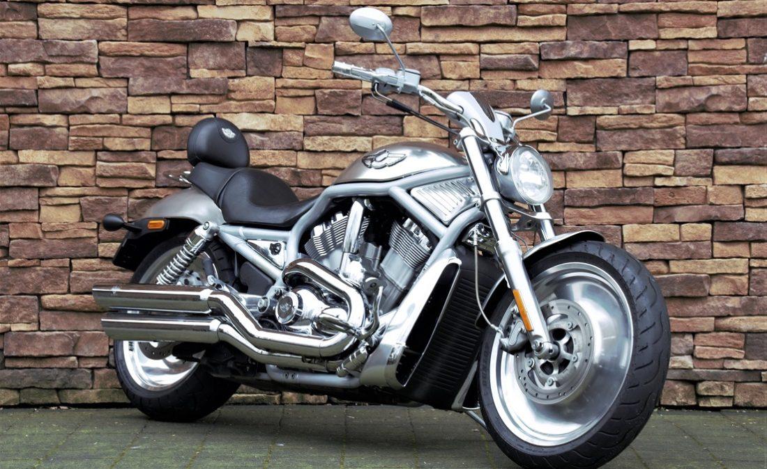 2003 Harley-Davidson VRSCA V-rod Anniversary RV