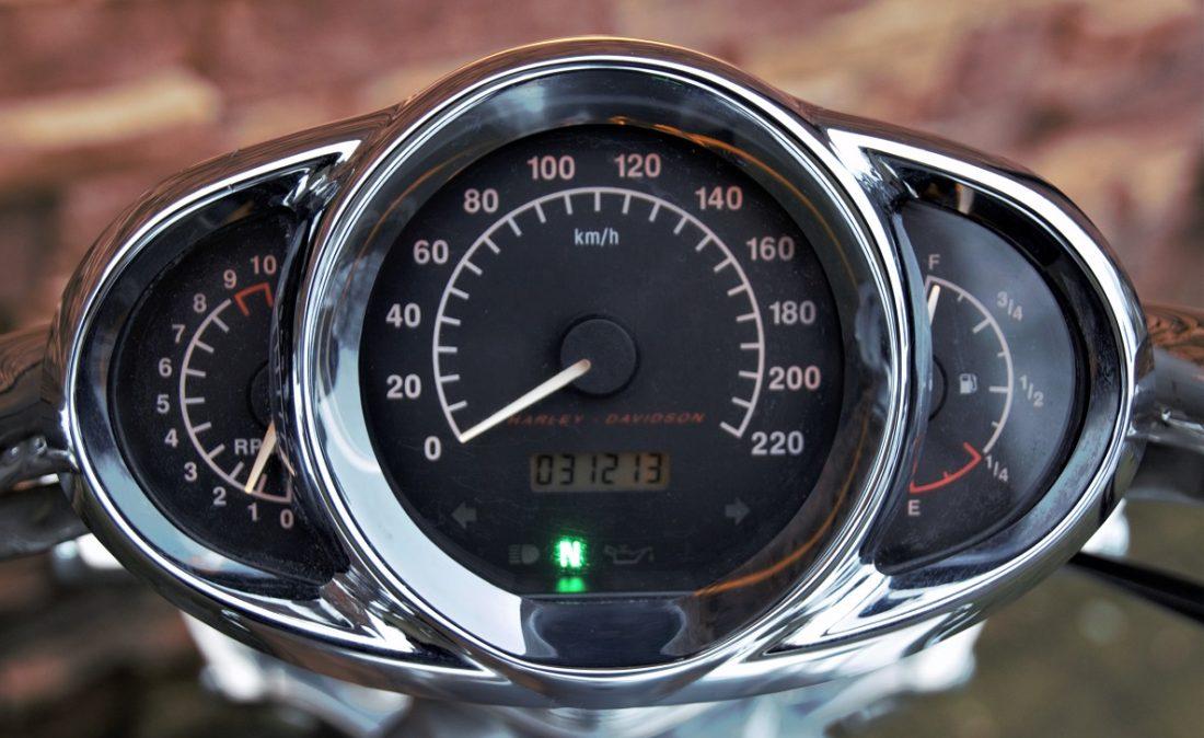 2003 Harley-Davidson VRSCA V-rod Anniversary T