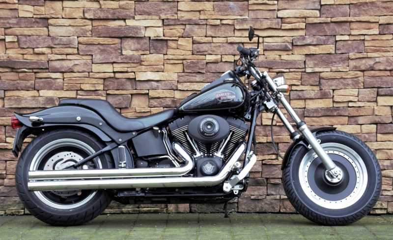 2005 Harley-Davidson FXSTBI Softail Night Train Twin Cam