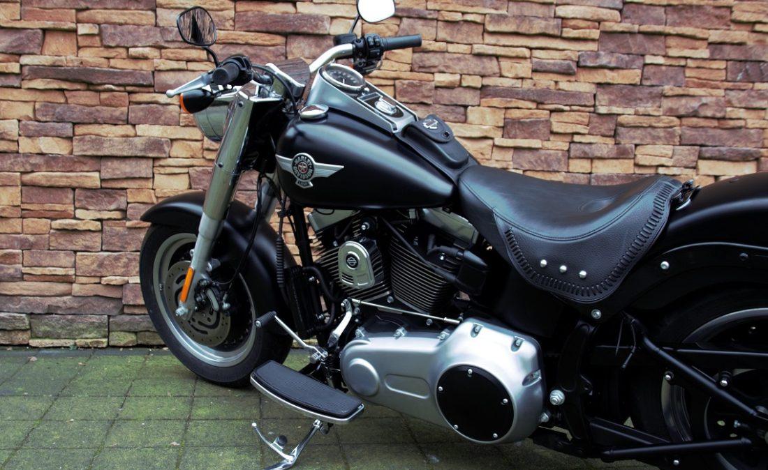 2011 Harley-Davidson FLSTFB Softail Fat Boy Special EL