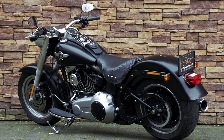 2011 Harley-Davidson FLSTFB Softail Fat Boy Special LA