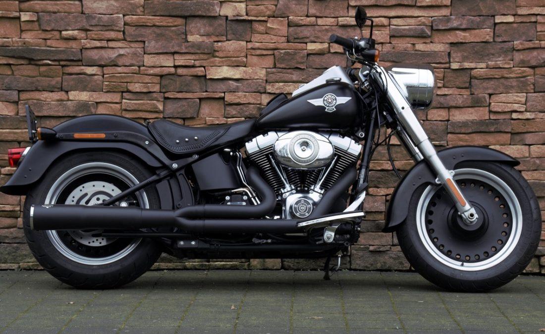 2011 Harley-Davidson FLSTFB Softail Fat Boy Special R