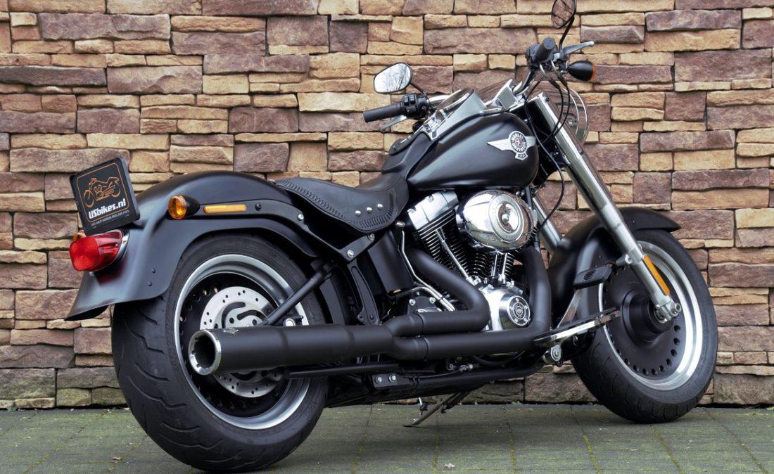 2011 Harley-Davidson FLSTFB Softail Fat Boy Special RA