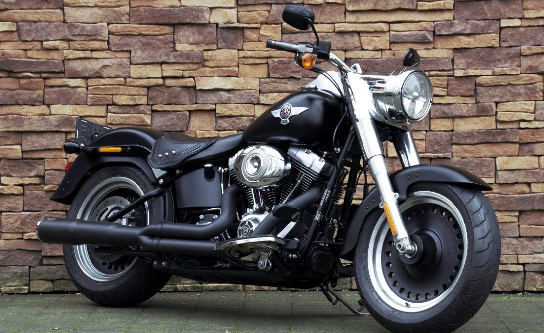 2011 Harley-Davidson FLSTFB Softail Fat Boy Special RV
