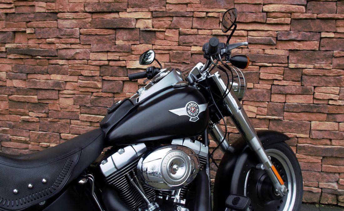 2011 Harley-Davidson FLSTFB Softail Fat Boy Special TRz