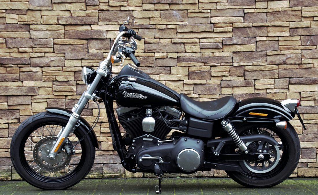 2012 Harley-Davidson FXDB Dyna Street Bob 96 L