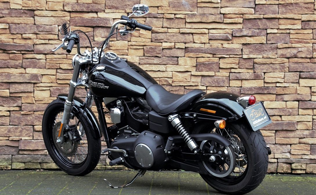 2012 Harley-Davidson FXDB Dyna Street Bob 96 LA