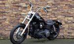 2012 Harley-Davidson FXDB Dyna Street Bob 96 LV