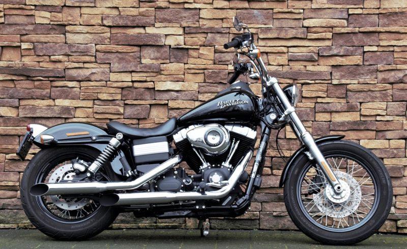 2012 Harley-Davidson FXDB Dyna Street Bob 96 ABS