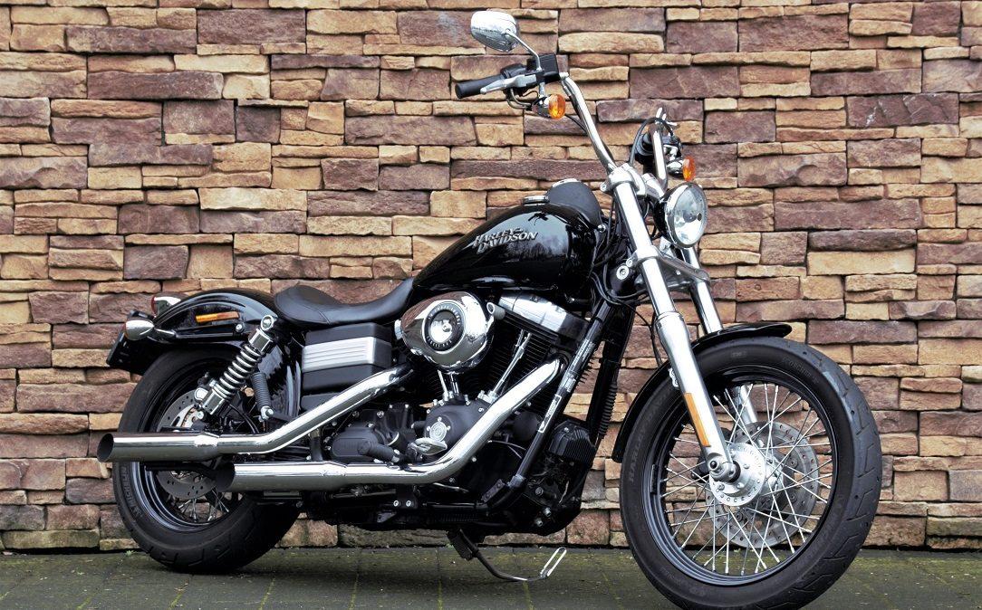 2012 Harley-Davidson FXDB Dyna Street Bob 96 RV