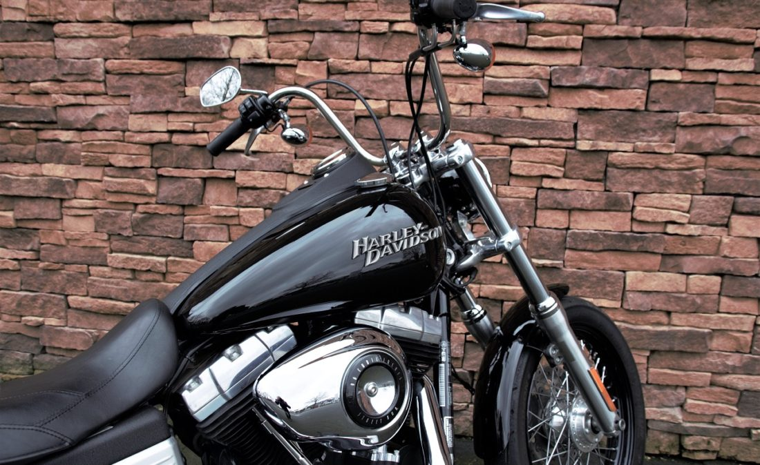 2012 Harley-Davidson FXDB Dyna Street Bob 96 TRz