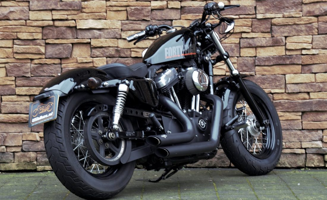 2012 Harley-Davidson XL1200 X Sportster Forty Eight RA