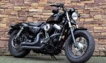 2012 Harley-Davidson XL1200 X Sportster Forty Eight RV