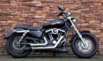 2017 Harley-Davidson XL1200C Sportster Custom R
