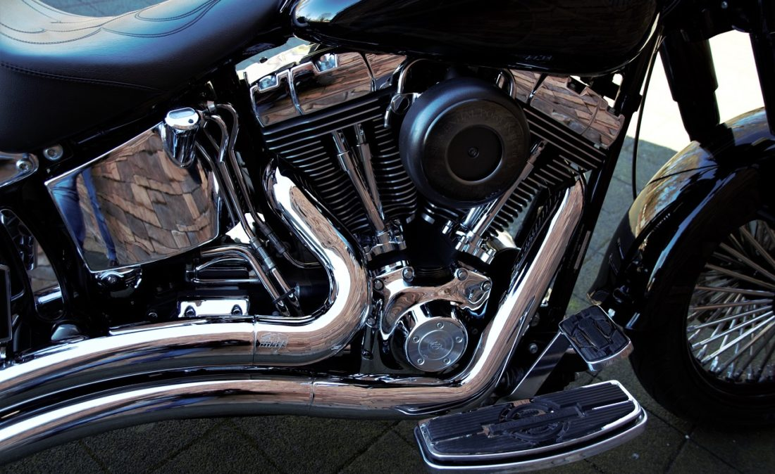 2000 Harley-Davidson FLSTCI Softail Heritage Special ERz