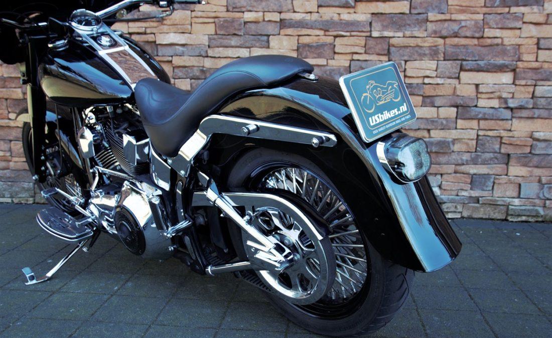 2000 Harley-Davidson FLSTCI Softail Heritage Special LAz