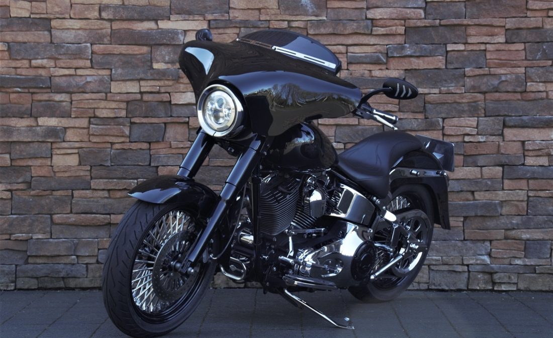 2000 Harley-Davidson FLSTCI Softail Heritage Special LV