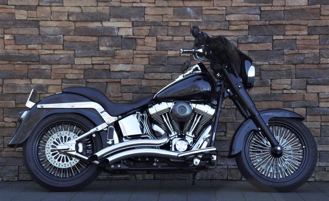 2000 Harley-Davidson FLSTCI Softail Heritage Special R