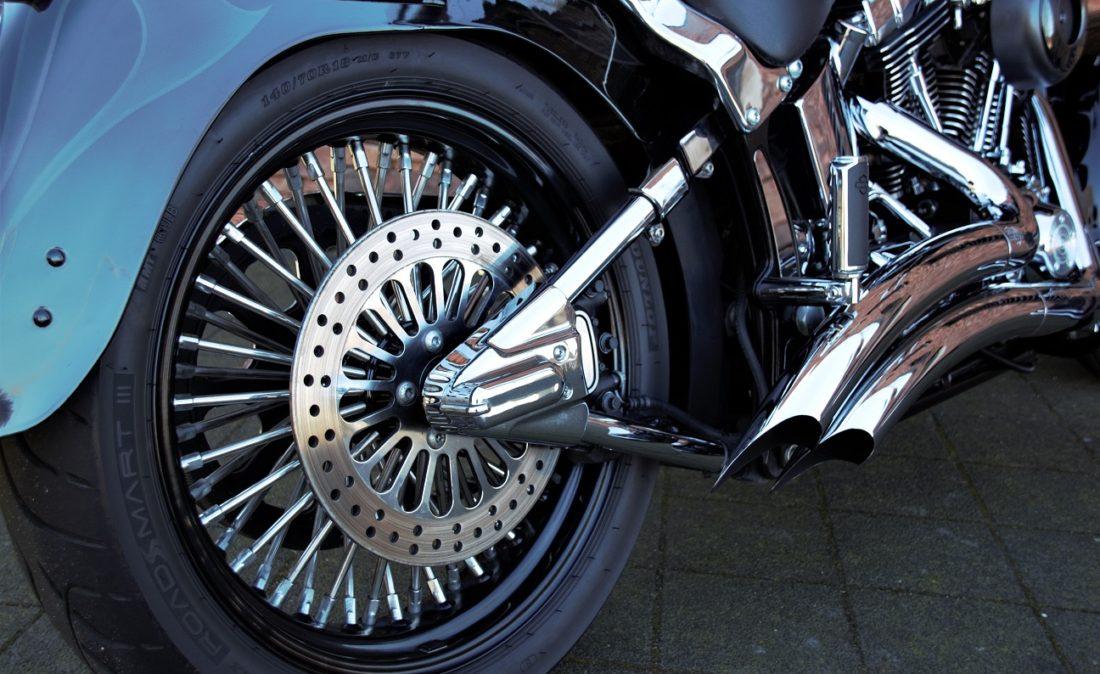 2000 Harley-Davidson FLSTCI Softail Heritage Special RAz