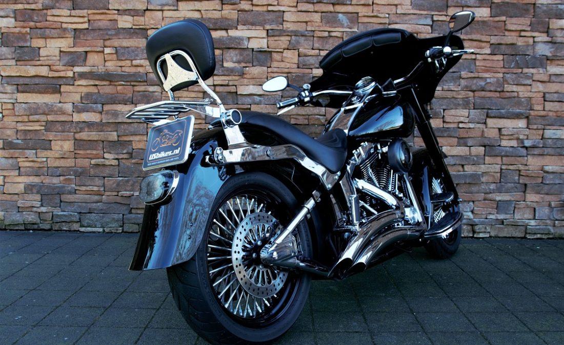 2000 Harley-Davidson FLSTCI Softail Heritage Special SB