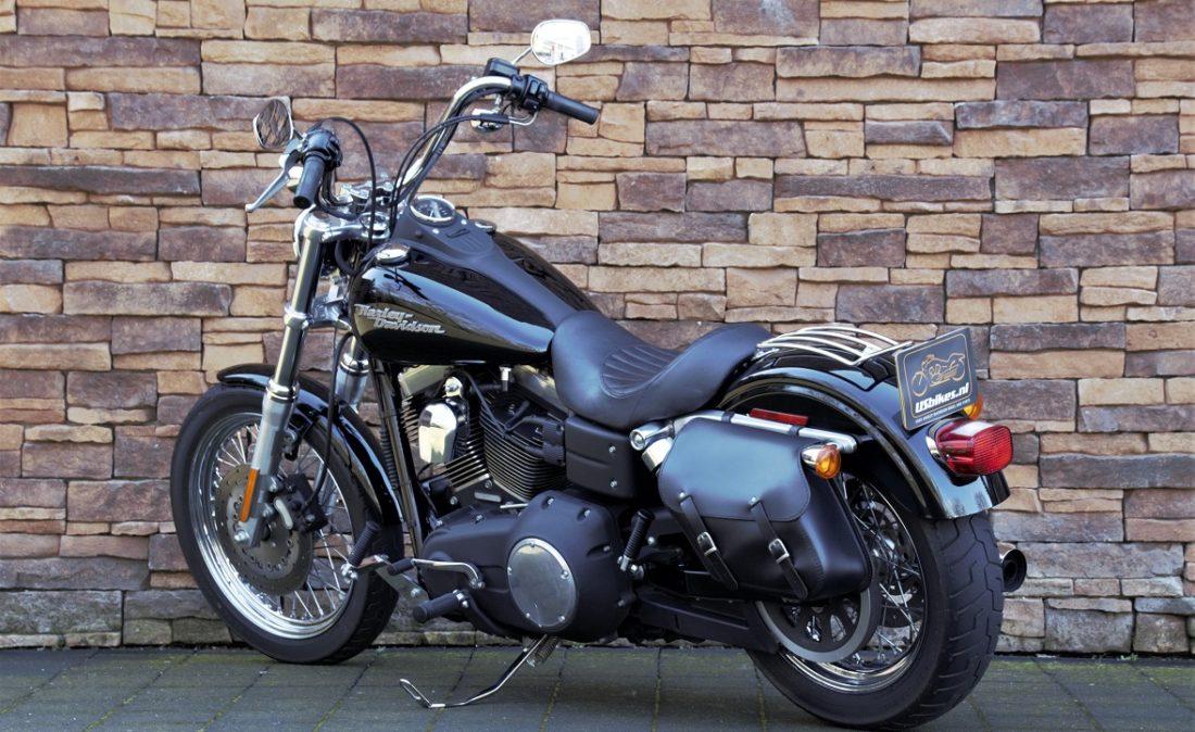 2007 Harley-Davidson FXDB Dyna Street Bob LA