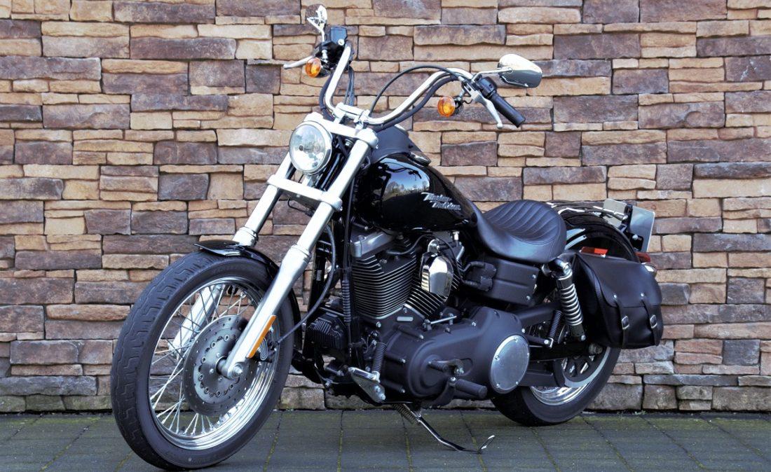 2007 Harley-Davidson FXDB Dyna Street Bob LV
